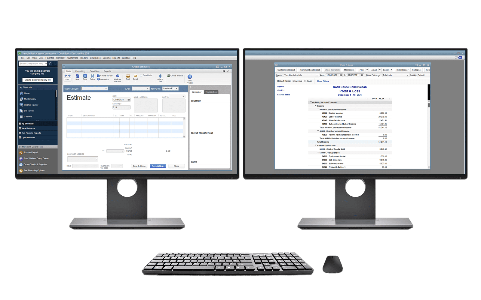 Increase your productivity with Multi-Monitor support3
